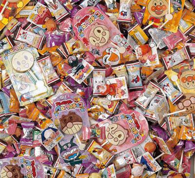 粗品・景品・ノベルティ・記念品の粗品屋本舗 アンパンマンキャラクターすくいどり約100人用内容